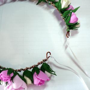 DIY, Çiçekli Taç Yapılışı 1