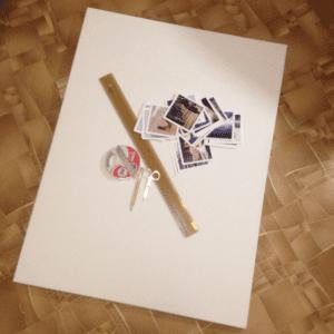 DIY, Fotoğraflı Kanvas Tablo Yapılışı 3