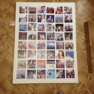 DIY, Fotoğraflı Kanvas Tablo Yapılışı 5