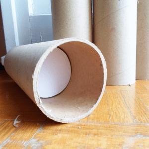 DIY, Karton Kutudan Masa Yapılışı 10