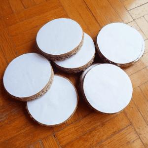 DIY, Karton Kutudan Masa Yapılışı 11