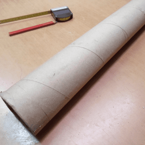 DIY, Karton Kutudan Masa Yapılışı 17