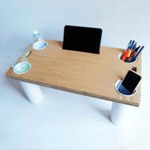 DIY, Karton Kutudan Masa Yapılışı 19