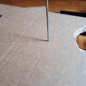 DIY, Karton Kutudan Masa Yapılışı 23