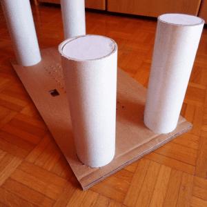 DIY, Karton Kutudan Masa Yapılışı 2