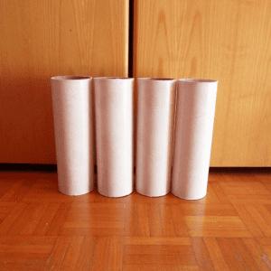 DIY, Karton Kutudan Masa Yapılışı 4