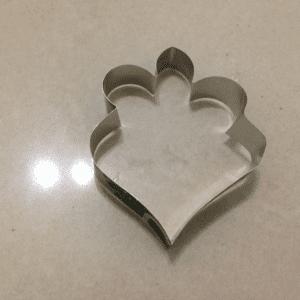 DIY, Kurabiye Kalıbı Yapılışı 4
