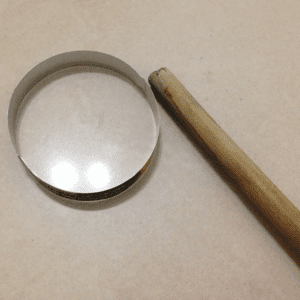DIY, Kurabiye Kalıbı Yapılışı 8