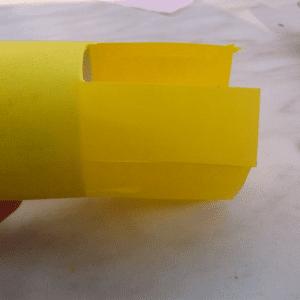 DIY,Tuvalet Kağıdı Rulosundan Konfeti Yapılışı
