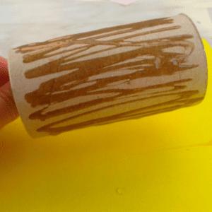 DIY,Tuvalet Kağıdı Rulosundan Konfeti Yapılışı 6