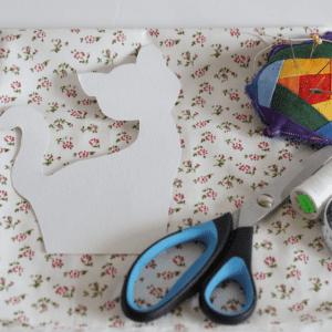 Kumaş Oyuncak Kedi Yapılışı 3