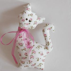 Kumaş Oyuncak Kedi Yapılışı 8