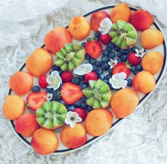 Meyve Tabağı Resimleri 13