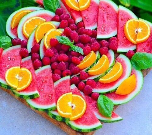 Meyve Tabağı Resimleri 31