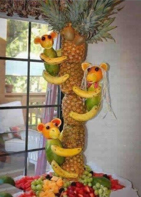 Meyve Tabağı Resimleri 4
