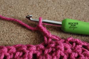 Örgü Bebek Battaniyesi Yapılışı 3