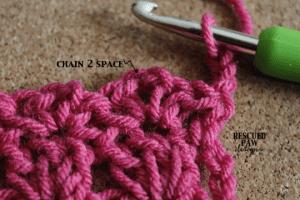 Örgü Bebek Battaniyesi Yapılışı 7