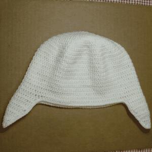 Örgü Şapka Tavşan Modeli Yapılışı 12