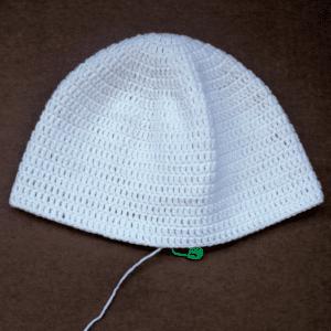 Örgü Şapka Tavşan Modeli Yapılışı 3