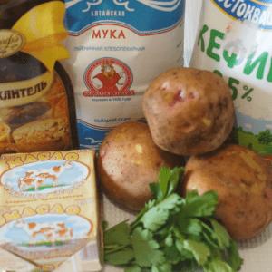 Patatesli Bazlama Tarifi 15