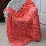 Şiş Bebek Battaniyesi Örgü Modelleri 12