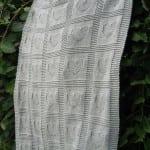 Şiş Bebek Battaniyesi Örgü Modelleri