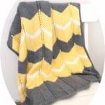 Şiş Bebek Battaniyesi Örgü Modelleri 26
