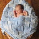 Şiş Bebek Battaniyesi Örgü Modelleri 35