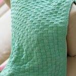 Şiş Bebek Battaniyesi Örgü Modelleri 42