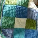Şiş Bebek Battaniyesi Örgü Modelleri 66