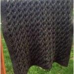 Şiş Bebek Battaniyesi Örgü Modelleri 79
