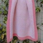 Şiş Bebek Battaniyesi Örgü Modelleri 91