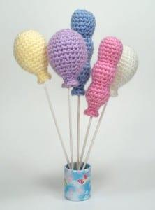 Amigurumi Balon Yapılışı 1