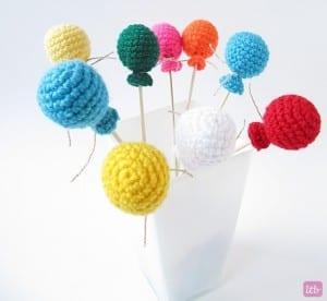 Amigurumi Balon Yapılışı 2