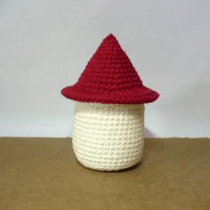 Amigurumi Küçük Ev Yapılışı 1