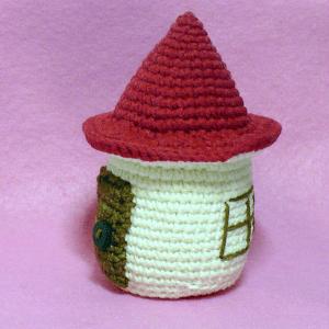 Amigurumi Küçük Ev Yapılışı