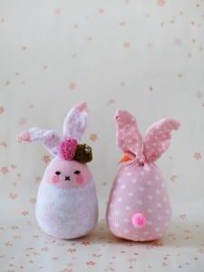Çoraptan Tavşan Nasıl Yapılır ? 18