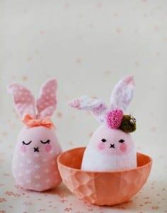 Çoraptan Tavşan Nasıl Yapılır ? 2