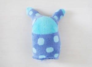 Çoraptan Tavşan Nasıl Yapılır ? 8
