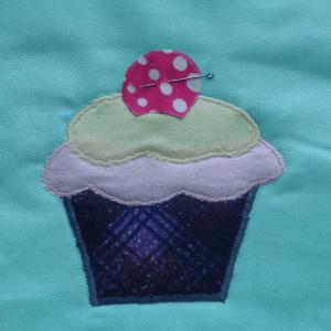 Cupcake Kumaş Tutacak Yapılışı 20