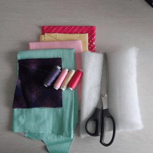 Cupcake Kumaş Tutacak Yapılışı 3
