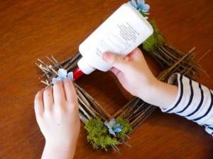 DIY, Ağaç Dallarından Dekoratif Çerçeve Yapımı 1