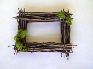 DIY, Ağaç Dallarından Dekoratif Çerçeve Yapımı 8