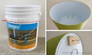 DIY, Boya Kutusu İle Duvar Rafı Yapılışı 3