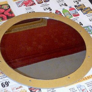 DIY, İncili Ayna Yapılışı 1