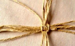 DIY, Jüt İpi İle Sepet Yapılışı 6