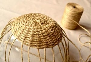 DIY, Jüt İpi İle Sepet Yapılışı 8
