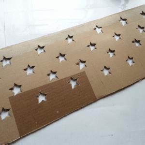DIY, Karton Kutudan Abajur Yapılışı 9