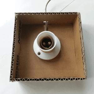 DIY, Karton Kutudan Abajur Yapılışı 2