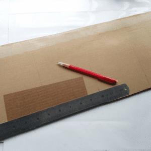 DIY, Karton Kutudan Abajur Yapılışı